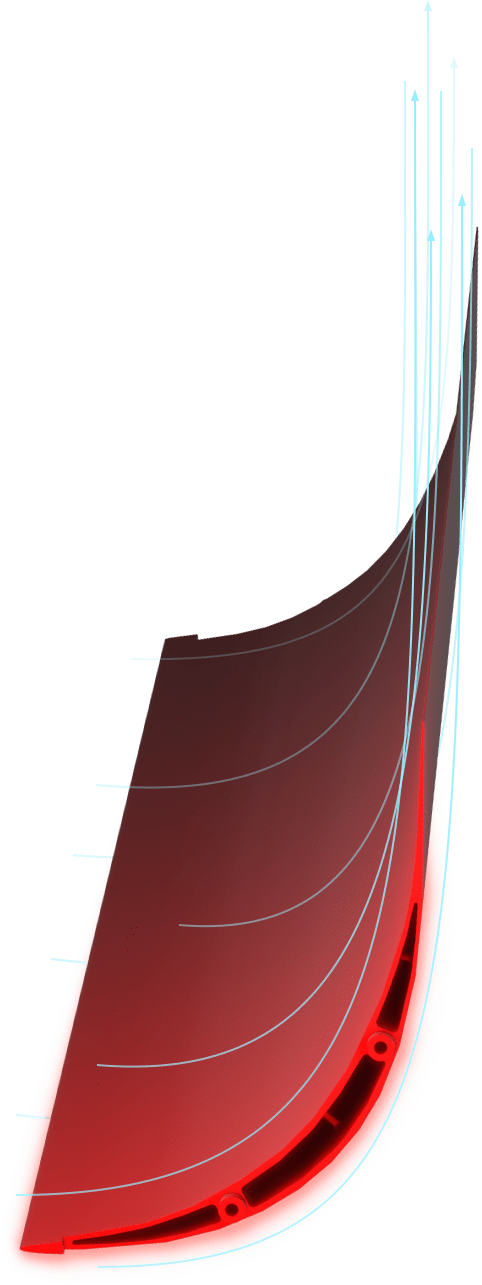 Turning Vanes